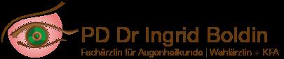 Augenarzt Graz - Priv. Doz. Dr. Ingrid Boldin